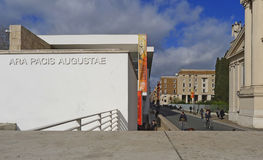 Exposição de Toulouse-Lautrec em Roma, 2016 Imagem de Stock