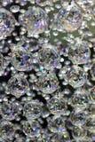 Exposição de vidro bonita do candelabro Imagens de Stock Royalty Free