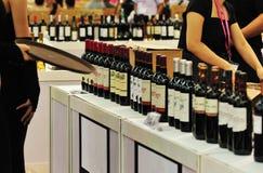 Exposição do álcool fotografia de stock royalty free