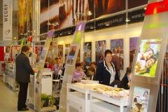 Exposição húngara em TT Varsóvia imagens de stock royalty free