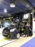 Exposição internacional Automechnika Imagem de Stock