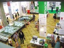 19a exposição internacional da arquitetura e do projeto Imagens de Stock