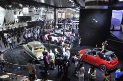 A 11a exposição internacional do automóvel de China GuangZhou fotografia de stock