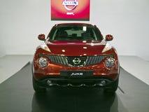 exposição nova de 2013 carros Imagens de Stock Royalty Free