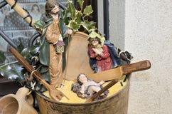 Exposição Postua Vc das uchas Italy Imagem de Stock Royalty Free