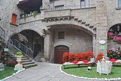 Exposição San Pellegrino em Fiore em Viterbo - Itália Imagens de Stock