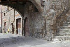 Exposição San Pellegrino em Fiore em Viterbo - Itália Imagem de Stock
