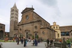 Exposição San Pellegrino em Fiore em Viterbo - Itália Imagem de Stock Royalty Free