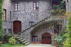 Exposição San Pellegrino em Fiore em Viterbo - Itália Fotos de Stock Royalty Free