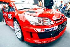 Exposição SIAB do carro 2008 outubro 15, 2008, Romexpo Fotografia de Stock Royalty Free