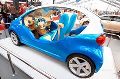 Exposição SIAB do carro 2008 outubro 15, 2008, Romexpo Foto de Stock Royalty Free