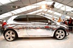 Exposição SIAB do carro 2008 outubro 15, 2008, Romexpo Fotos de Stock Royalty Free