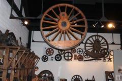 Exposição simulada de Glover Machine Works Foto de Stock Royalty Free