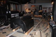 Exposição simulada de Glover Machine Works Fotografia de Stock Royalty Free