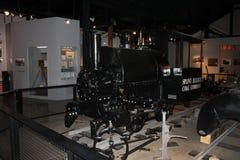 Exposição simulada de Glover Machine Works Imagens de Stock