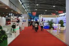 Exposições justas em Novi Sad, Sérvia imagem de stock royalty free
