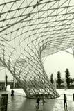 Exposición Aerea de Milano Fotografía de archivo