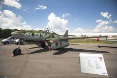 Exposición aeroespacial ILA Berlin Air Show Foto de archivo