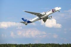 Exposición aeroespacial internacional ILA Berlin Air Show-2014 Imagen de archivo libre de regalías