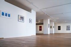 Exposición de arte urbana polaca Imagen de archivo