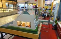 Exposición de la casa Fotografía de archivo