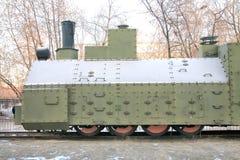 Exposición de la técnica militar Imagen de archivo