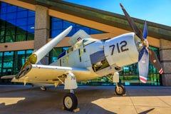 Exposición de los aviones Imágenes de archivo libres de regalías