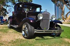 Exposición de los coches del colector Imagen de archivo