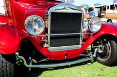 Exposición de los coches del colector Foto de archivo libre de regalías
