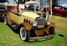 Exposición de los coches del colector Fotos de archivo libres de regalías