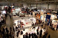 Exposición de Photoshow, Roma 2012 Imagenes de archivo