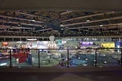 Exposición de tecnologías médicas en Rusia Fotos de archivo libres de regalías