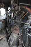 Exposición del tren Imagen de archivo