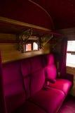 Exposición del tren en Gara de Nord Fotografía de archivo libre de regalías