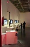 Exposición del videojuego Fotografía de archivo libre de regalías