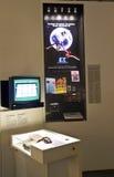 Exposición del videojuego Imagen de archivo