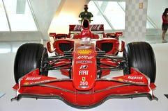 Exposición Ferrari en Valencia Fotografía de archivo libre de regalías