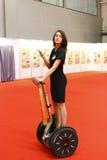 Exposición HELIRUSSIA 2011 imagen de archivo libre de regalías