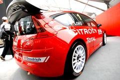 Exposición SIAB 2008 el 15 de octubre de 2008, Romexpo del coche Imagenes de archivo