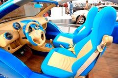 Exposición SIAB 2008 el 15 de octubre de 2008, Romexpo del coche Fotografía de archivo