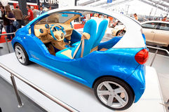 Exposición SIAB 2008 el 15 de octubre de 2008, Romexpo del coche Foto de archivo libre de regalías