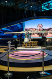 Exposición surafricana de la fuerza aérea Imagen de archivo