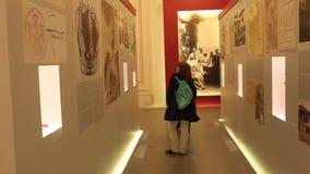 Exposición temporal: metrajes