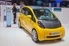 Exposição automóvel 2011 de Genebra Foto de Stock