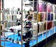 Exposition 2009 de passe-temps de Milan Photographie stock libre de droits