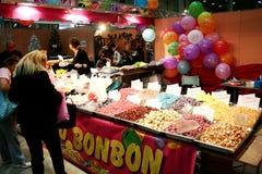 Exposition 2009 de passe-temps de Milan Photo stock