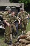 Exposition 2011 de guerre et de paix Images libres de droits