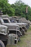 Exposition 2011 de guerre et de paix Photo stock