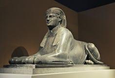 Exposition Animale et pharaons Photo libre de droits