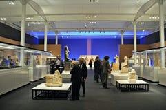 Exposition Animale et pharaons Photographie stock libre de droits